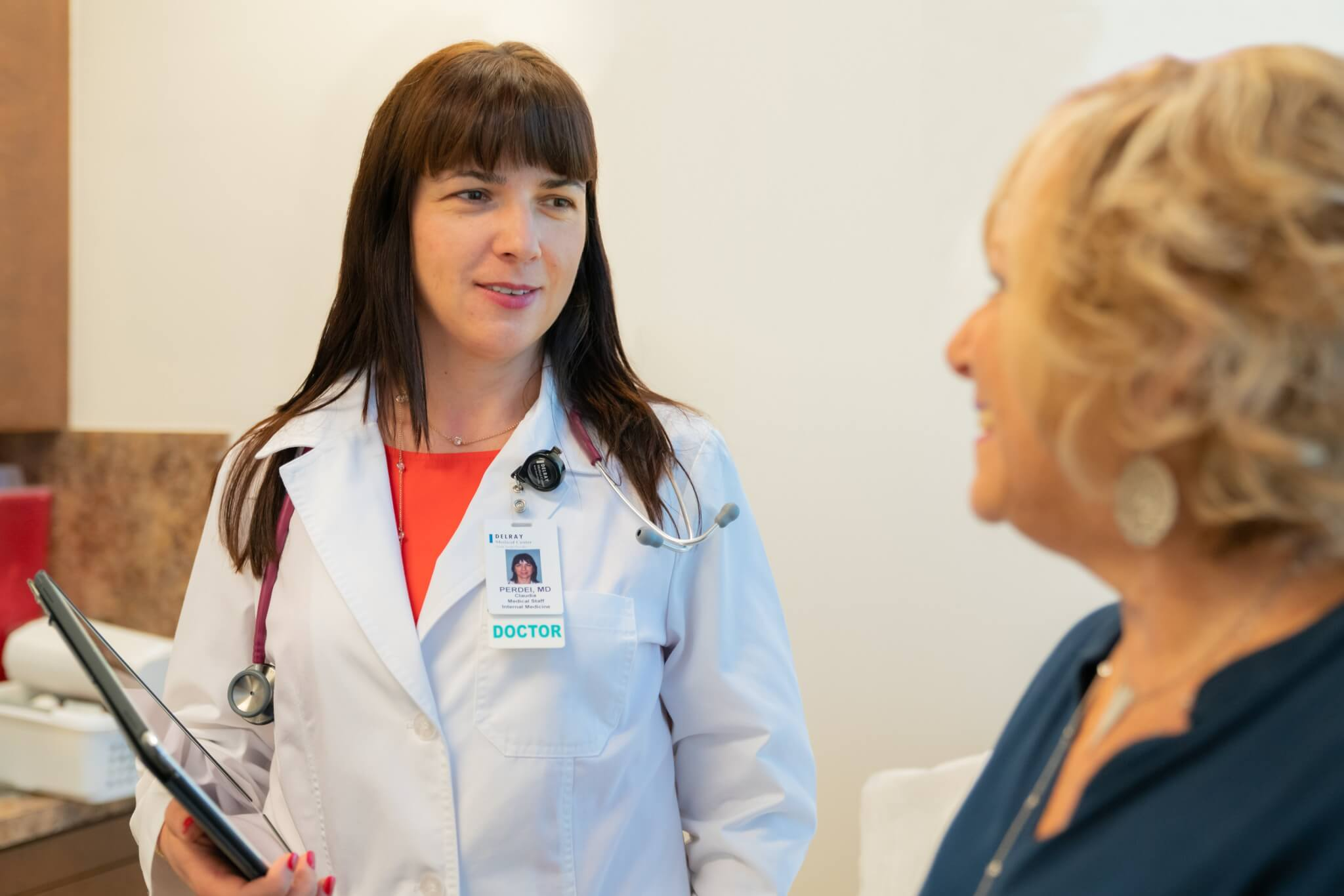 Benefits of concierge medicine with Claudia V. Perdei, MD, PA